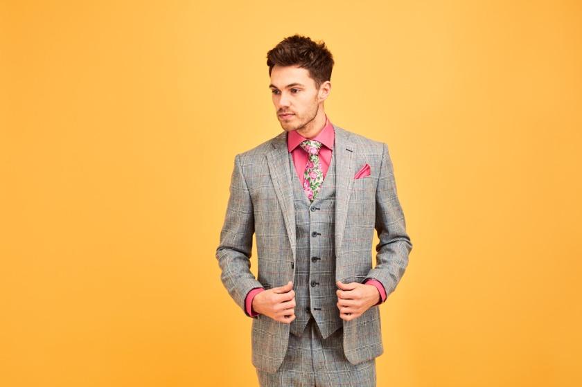 SS18 Mens Suit