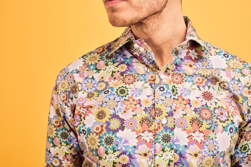 SS18 Decadent Flower Shirt