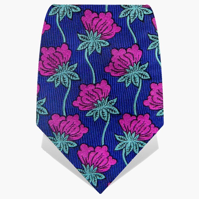 Gresham Blake Floral Tie