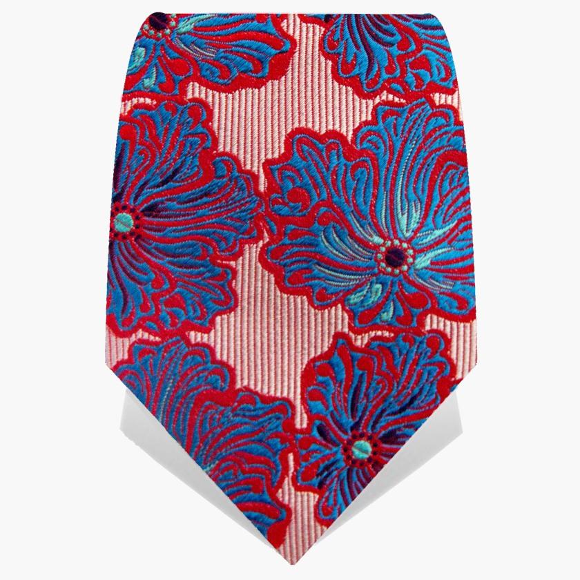 Floral Tie | Gresham Blake