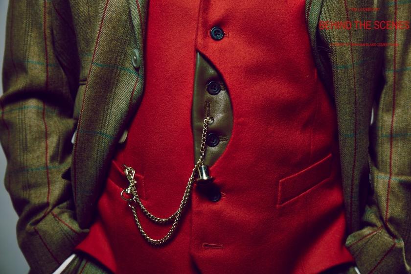 Gresham Blake Bespoke Suit - Peaky Blinders