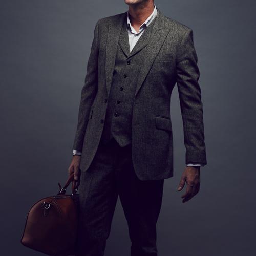 Gresham Blake Bespoke Suit Peaky Blinders