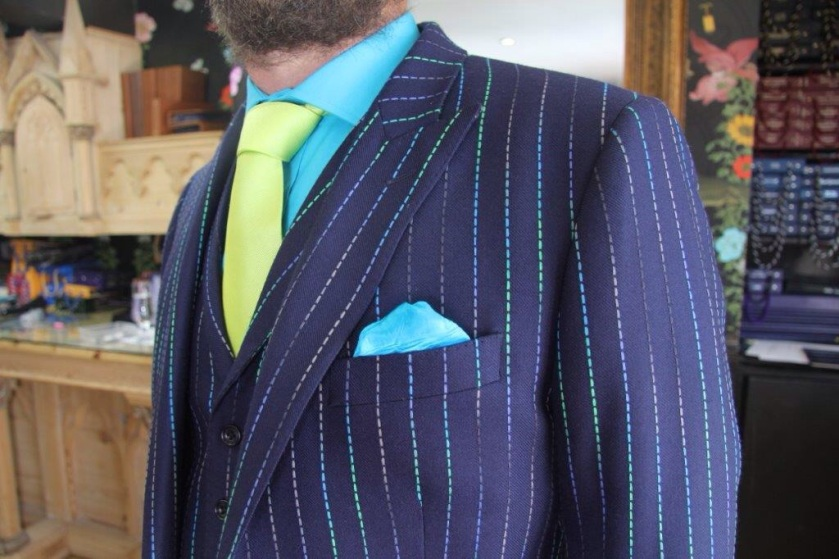 Bespoke Suits | Dashing Tweeds | Gresham Blake