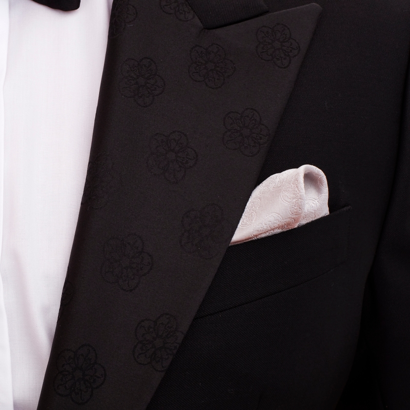 Silk Lapel Dinner Jacket | Dinner Suit | Gresham Blake