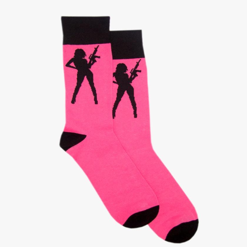 Lady & Gun Sock | Mens Sock | Gresham Blake