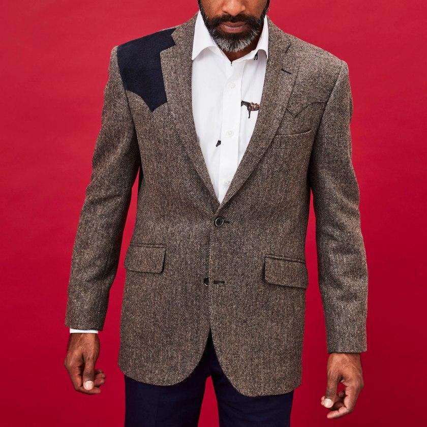 Dallas Jacket | Tailored Jacket | Gresham Blake