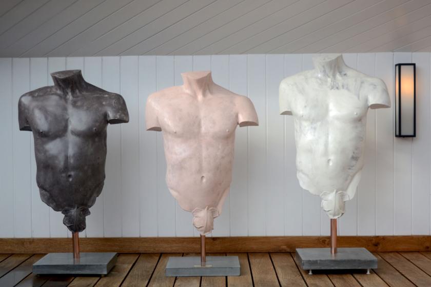 David Corbett | Torsos | Gresham Blake