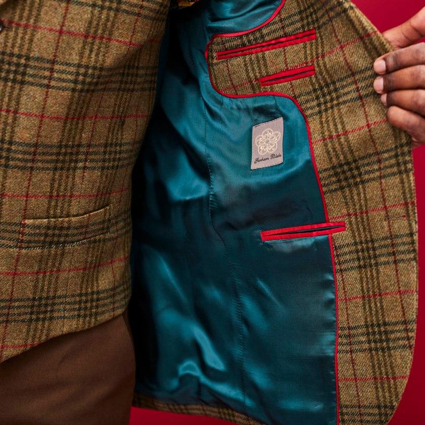 Bespoke Tailoring | Shoreditch | Gresham Blake