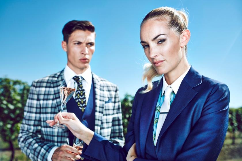 Ladies Tailoring | Bespoke Tailoring | Gresham Blake