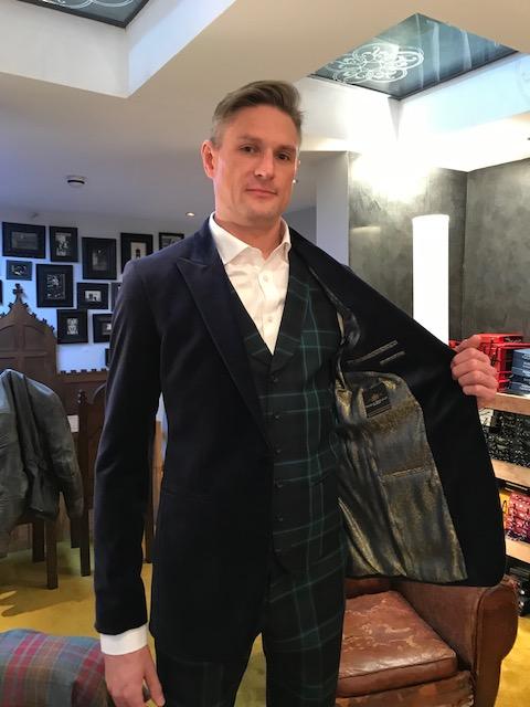 Bespoke Wardrobe | Tailoring | Gresham Blake