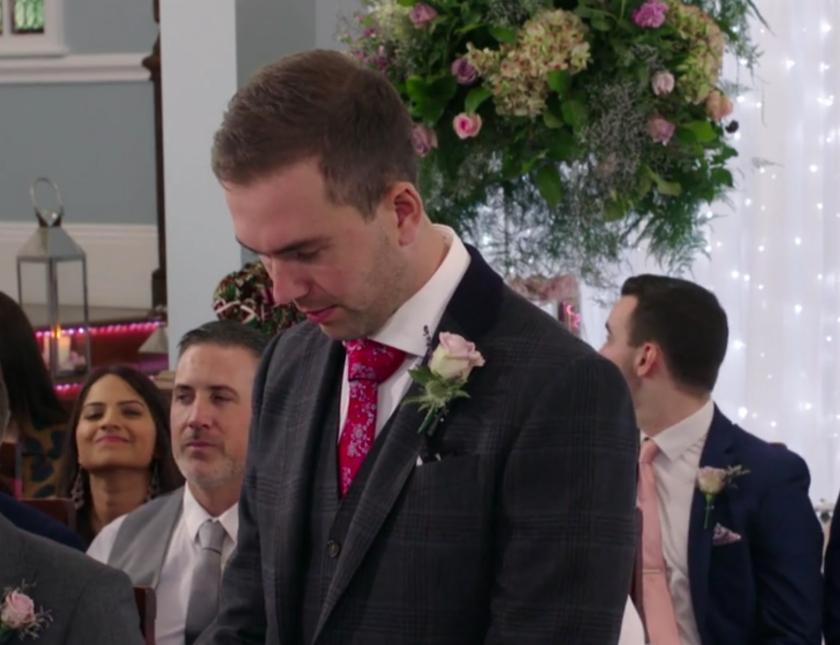 Married At First Sight | Wedding Suits | Gresham Blake