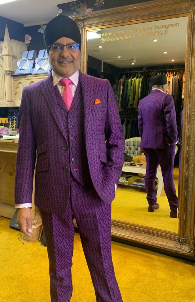 Bespoke Suit | Bespoke Tailoring | Gresham Blake