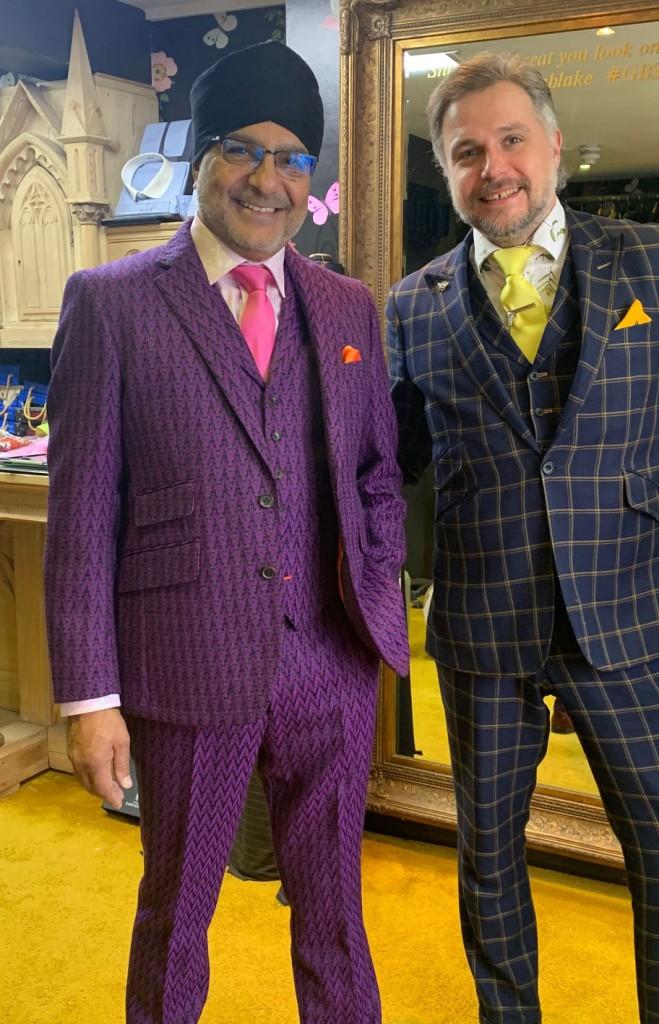 Bespoke Suit | Wedding Suit | Gresham Blake