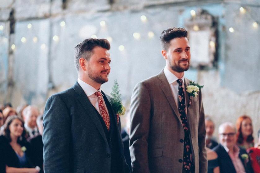 Wedding Tailors | Wedding Suits | Gresham Blake