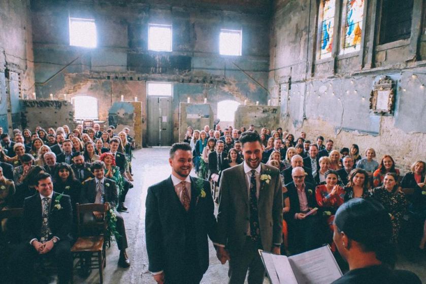 Wedding Suits | Wedding Tailoring | Gresham Blake