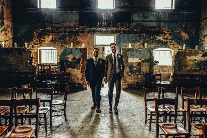 Wedding Suits | Wedding Tailors | Gresham Blake