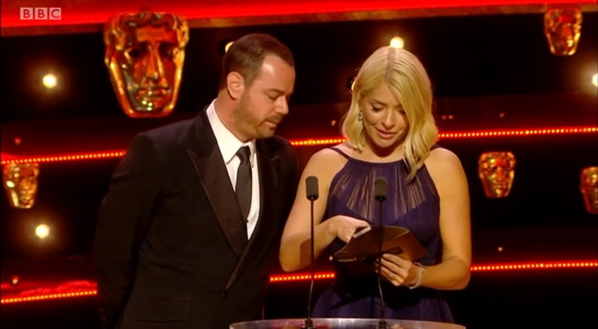 BAFTA TV AWARDS 2019 | DANNY DYER | GRESHAM BLAKE
